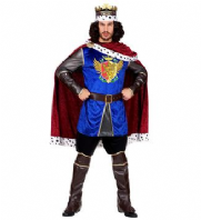 Medieval Royal King Costume (48524)